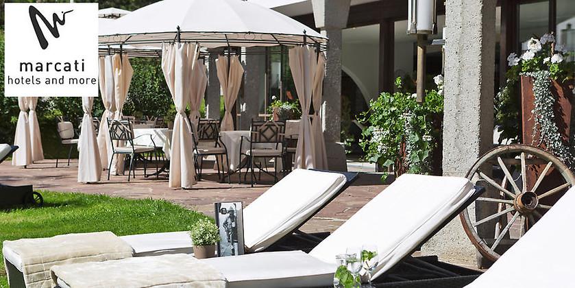 Gutschein für Ihr Gutschein für 3 Übernachtungen in einer Suite zum halben Preis! von Natur & Spa Hotel Lärchenhof****