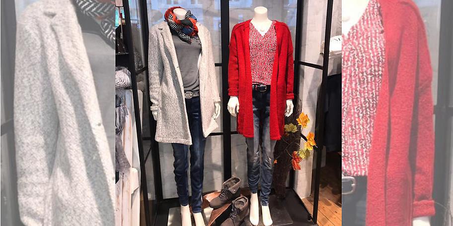 Mode für junge Leute und modisch begeisterte Frauen bei Dresscode by MAD