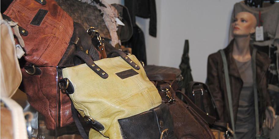 Hochwertige Lederwaren bei Anke Kirsch | New Classic Lifestyle