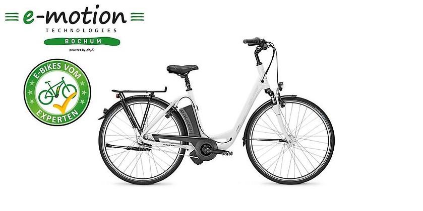Gutschein für Ein Raleigh Dover Impulse 7 zum halben Preis von e-motion e-Bike Welt