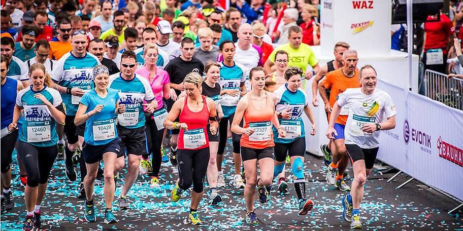 Am 27. Mai 2018 wird der VIVAWEST-Marathon die Städte Gelsenkirchen, Essen, Bottrop und Gladbeck miteinander verbinden und die Region von ihrer sportlichen Seite zeigen
