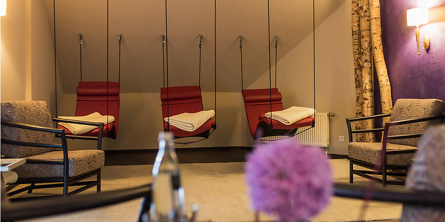 Entspannen Sie in unserer Beauty-Lounge