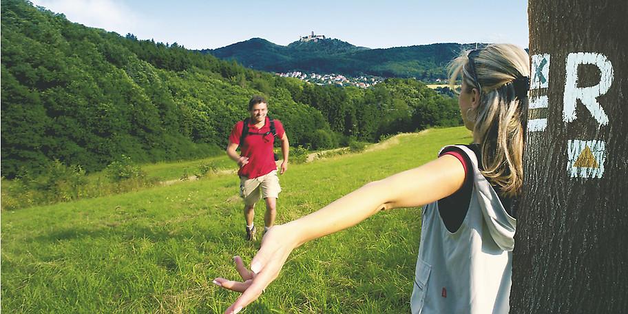 Aktiv die Umgebung in Eisenach erkunden