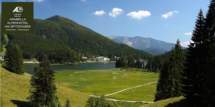 Gutschein Arabella Alpenhotel Spitzingsee Einmalig F R