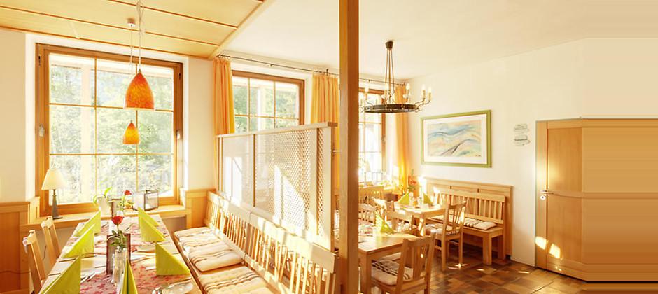 Gutschein für Direkt am Sylvensteinstausee - immer ein kulinarisches Erlebnis! von Hotel Jäger von Fall