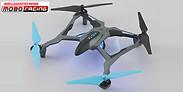 Gutschein für Dromida DIDE03BB Vista UAV Quadcopter RTF Blau zum halben Preis! von Modellbaucenter Bochum
