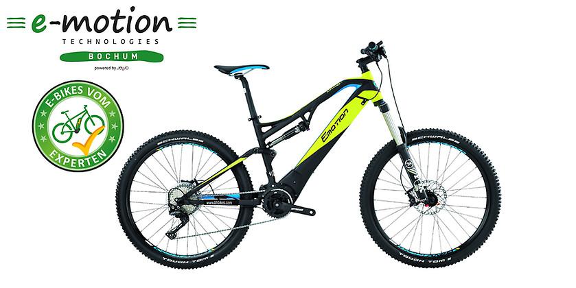 Gutschein für Ein ATOM LYNX 6 Pro Größe L zum halben Preis! von e-motion e-Bike Welt