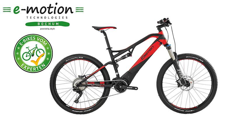 Gutschein für Ein ATOM LYNX 4.8 27'5 PRO Größe M zum halben Preis! von e-motion e-Bike Welt