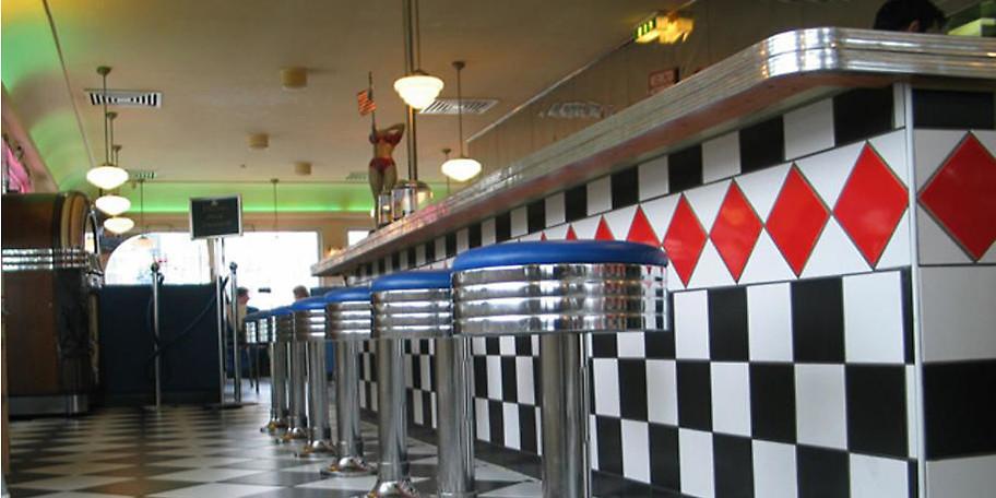 Immer einen Besuch wert: Das Star Diner in Essen