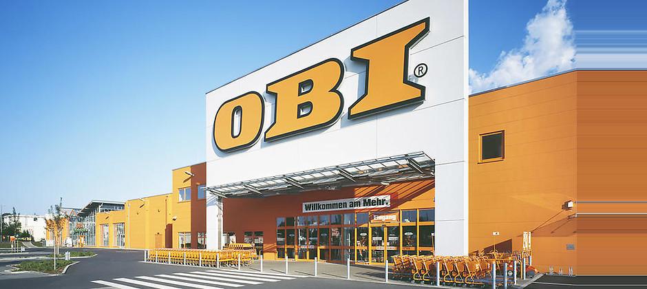 Gutschein für Geschenkkarte für OBI Bielefeld kaufen und die Hälfte sparen! von OBI Bau- und Heimwerkermarkt