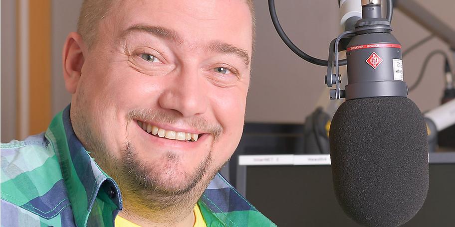 Gastgeber des Abends ist Jürgen Bangert