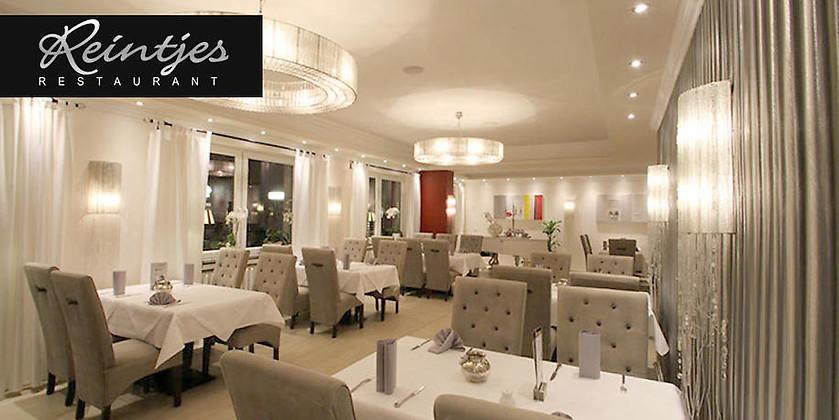 Gutschein für Speisen in edlem Ambiente von Restaurant Reintjes