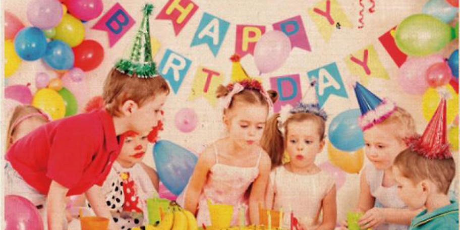 Ihr Kind hat Geburtstag? Wir übernehmen für Sie die zeitintensive Vorbereitung.