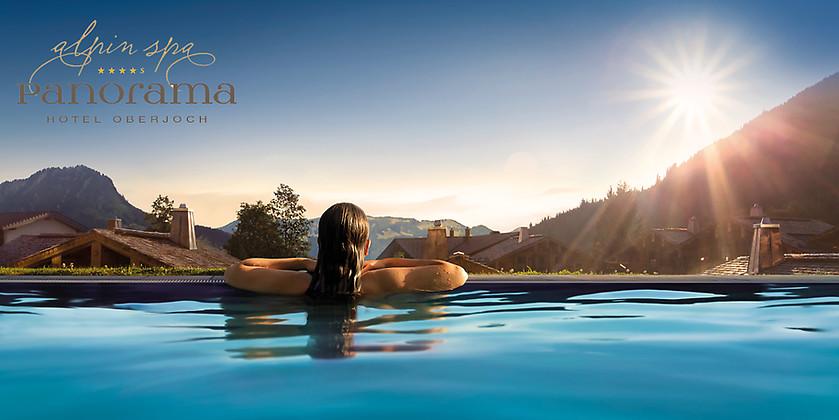 Gutschein für 2 Übernachtungen im Doppelzimmer für 2 Personen von Panoramahotel Oberjoch GmbH