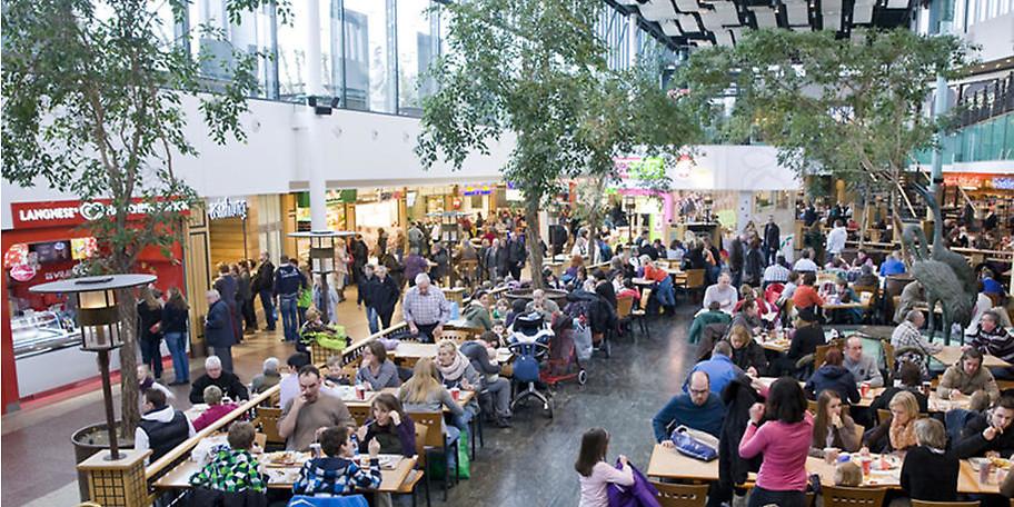 Das Rhein-Ruhr Zentrum in Mülheim an der Ruhr freut sich auf Ihren Besuch
