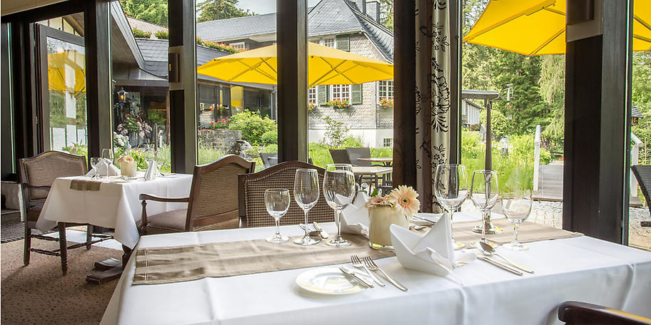 Erlesene Gastronomie und exzellenter Service – das kulinarische Verwöhnprogramm