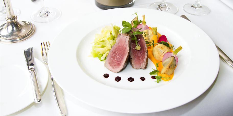 Exquisite Frische-Küche lässt Genießer-Herzen höher schlagen