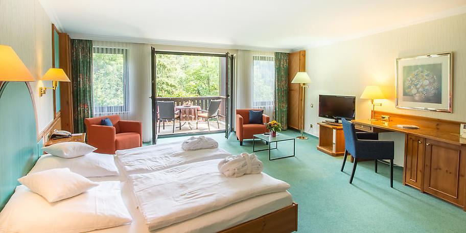 Gemütliche und komfortable Zimmer und Appartements