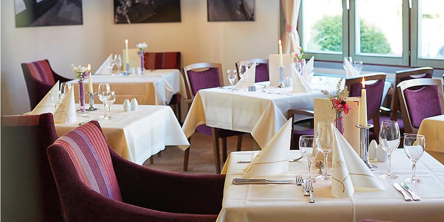 Essen ist Wohlfühlen – im Hotel AquaVita