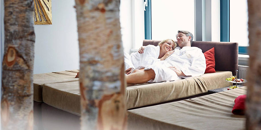 Entspannung pur im Hotel AquaVita