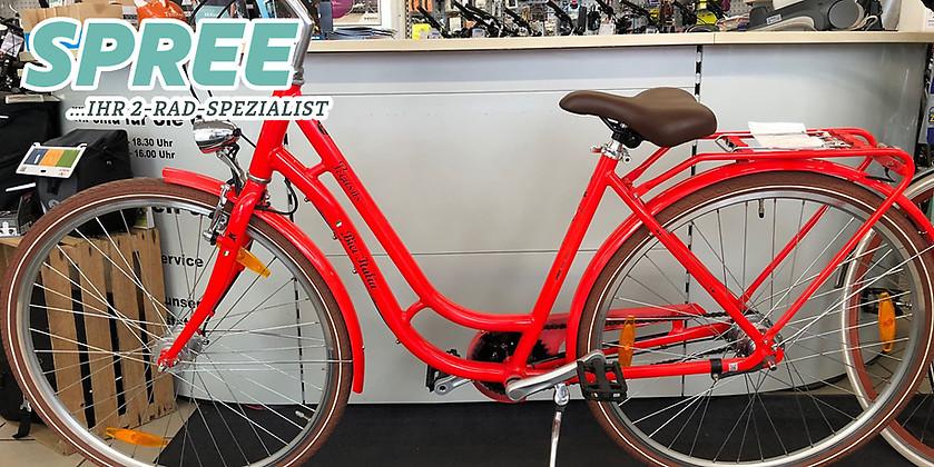 Gutschein für Ein Pegasus Bici Italia City Bike zum halben Preis! von 2 Rad Spree