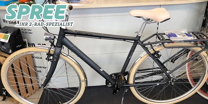 Gutschein für Ein Pegasus Macaron Belt RH 53 Trekkingrad zum halben Preis! von 2 Rad Spree