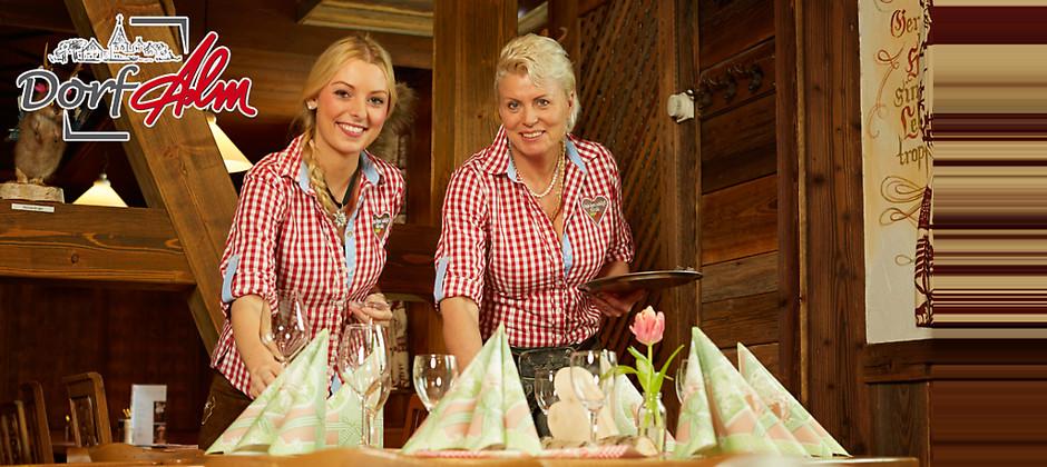 Gutschein für Genießen mit Alm-Feeling von Dorf Alm Lippstadt