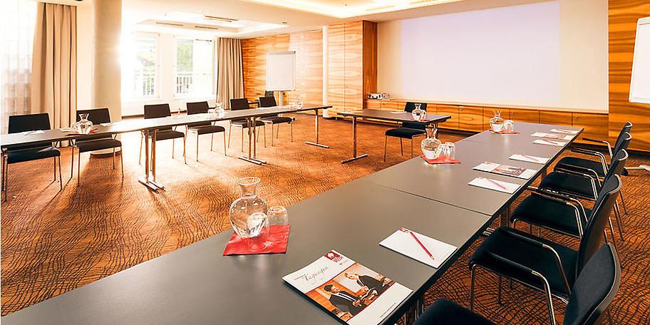 Seminarräume für bis zu 120 Personen bieten beste Voraussetzungen für erfolgreiche Seminare in Kufstein