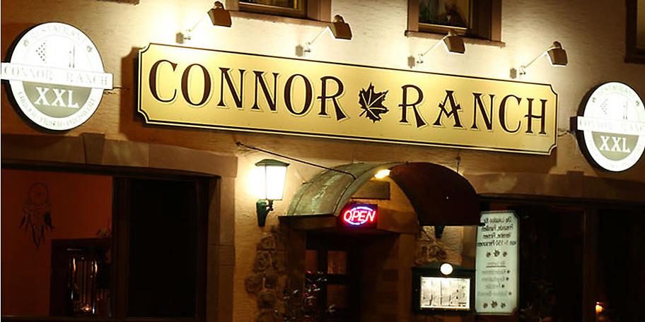 Willkommen in der Connor Ranch