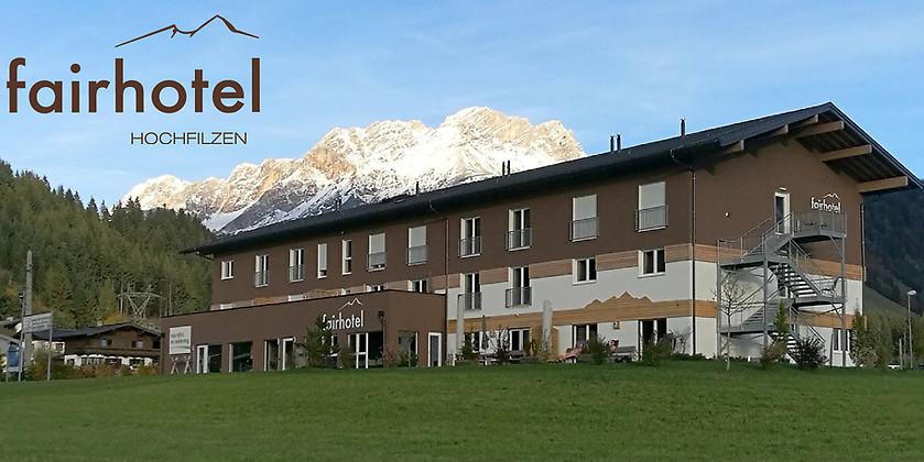 Gutschein für Ihr nachhaltiger Urlaub in den Kitzbüheler Alpen zum halben Preis! von fairhotel Hochfilzen