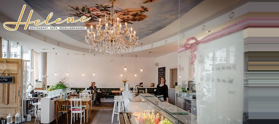 Gutschein für Besonderer Genuss in entspanntem Ambiente von Café/Restaurant Helene