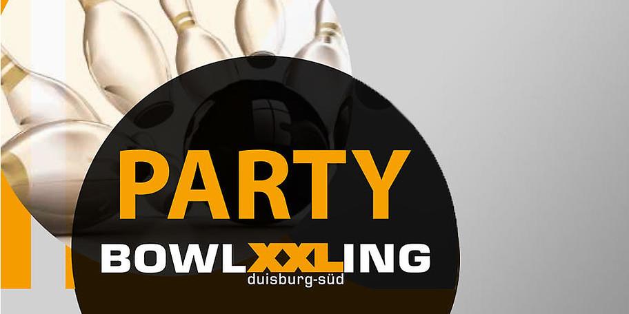 IHRE XXL Bowling Parte für 10 Personen