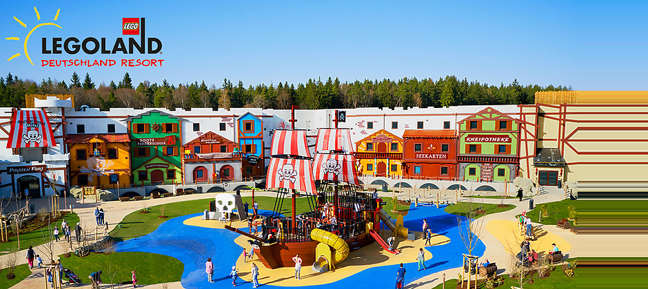 Gutschein f&uuml;r Der großartige Gutschein für eine Tageskarte für das LEGOLAND<sup>®</sup> Deutschland von LEGOLAND<sup>®</sup> Deutschland Resort