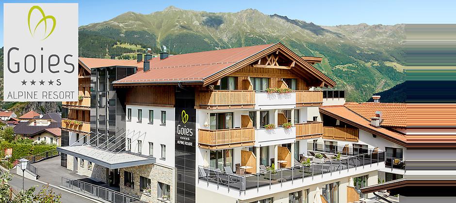 Gutschein für Ihr Kurzurlaub in Tirol zum halben Preis! von Goies Alpine Resort
