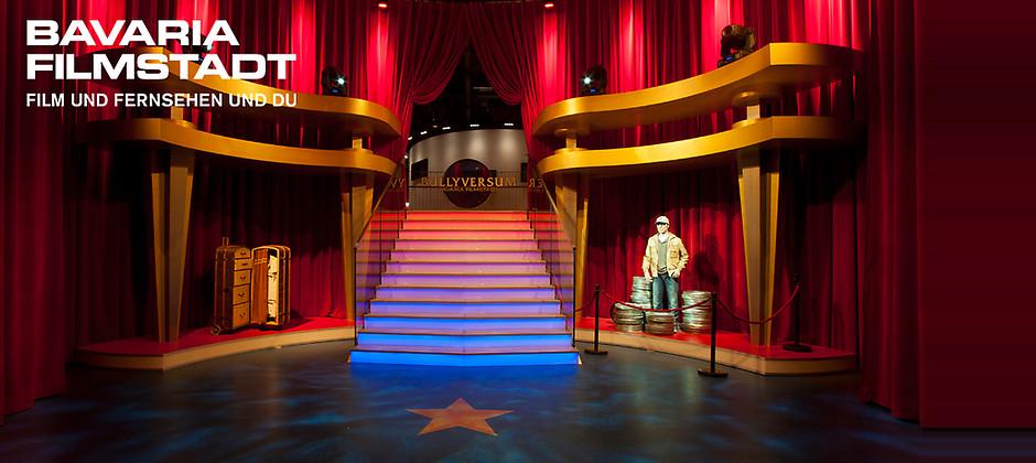 Gutschein für Der  Ausflug hinter die Kulissen von Kino & TV zum halben Preis! von Bavaria Filmstadt